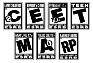 If only some kind of game rating system actually existed...