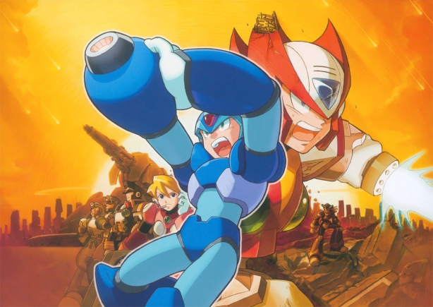Mega Man X4 - X6